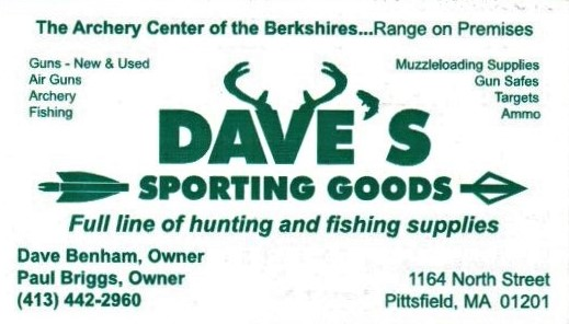 Daves Sporting Goods 2020