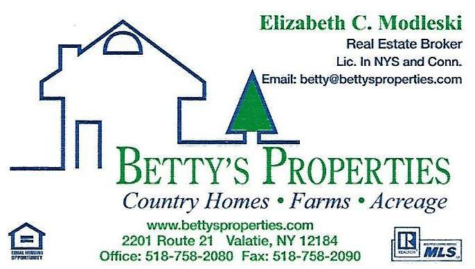 betty prop card