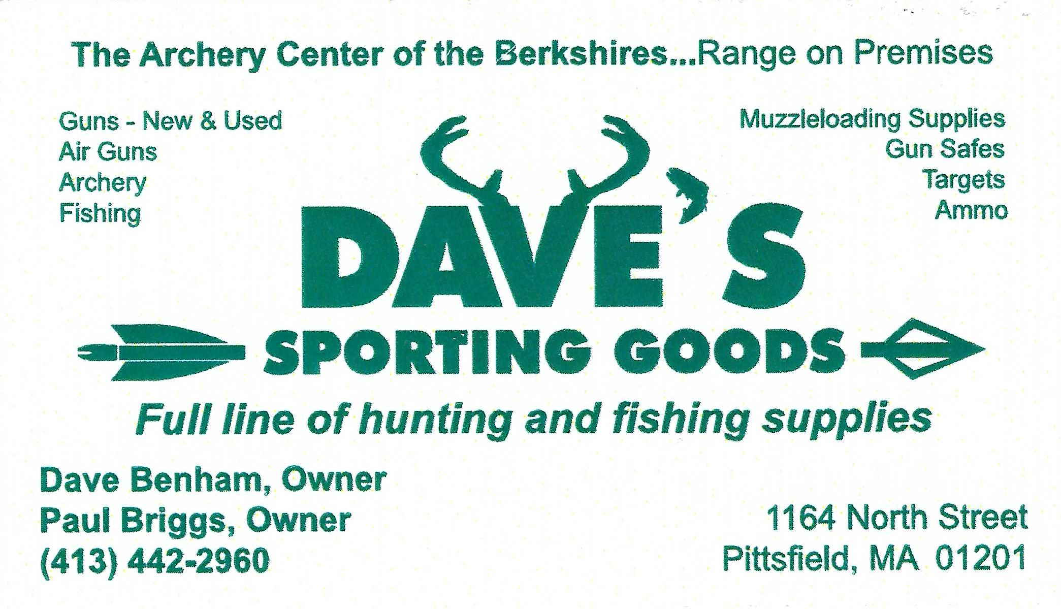 Dave's Sporting Goods