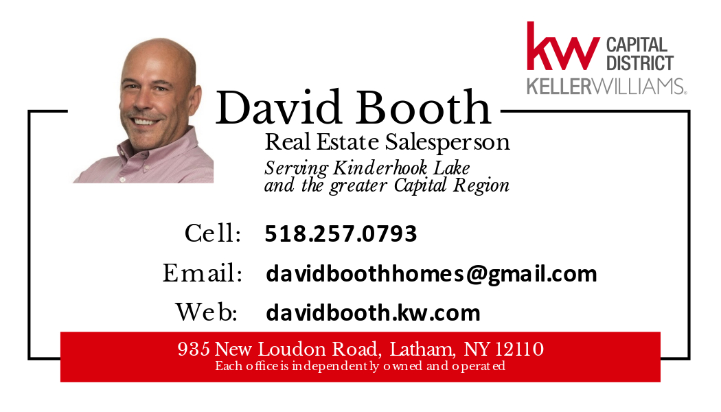 David Booth Biz Card KLC