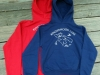 Kids Hooded Sweatshirt (large logo) $20